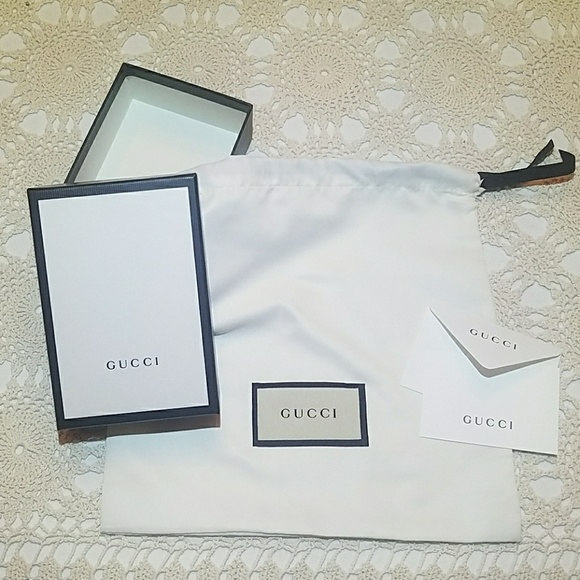 da43e41f5dc7 Gucci Accessories | Belt Dust Bag And Gift Box Set | Poshmark